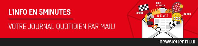 Mäin RTL, meng Newsletter